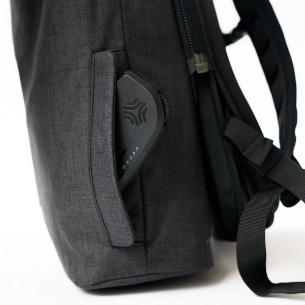 Boosted Backpack No matter where your board takes you, key features keep you on the move during your daily commute or weekend adventure.