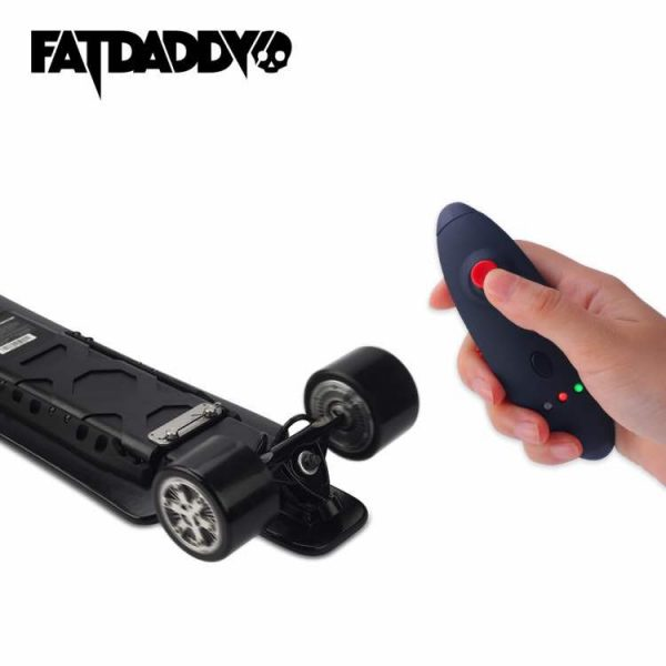 Koowheel Kooboard This is what urban commuting is all about. Lightweight, mobile and portable; Kooboard Electric Skateboard is your own personal transport solution.  Range:15KM Top Speed: 35KM/U Highlights:Canadian Maple wood, Brushless Hub Motor, Speed.