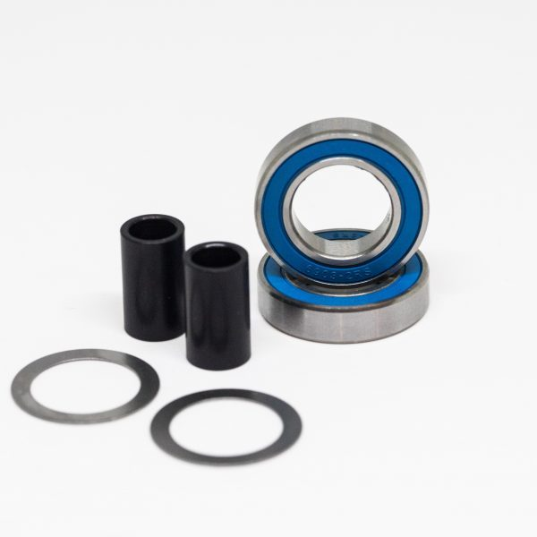 Flatland3d Pro Steel Pulley Bearings flatland3d Pro Steel Pulley Bearings sind Lager in Profiqualität zu einem günstigen Preis. Unsere Lager sind mit Chromstahlringen, Kugeln und Käfigen für Korrosionsbeständigkeit und Haltbarkeit ausgestattet. Doppelte Gummidichtungen halten Schmutz und Staub fern.
