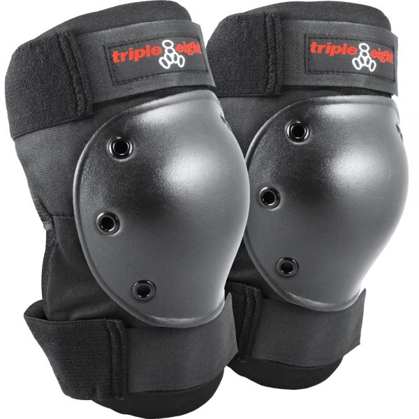 Triple 8 Protective Pack Save some body parts, and some dough.  Protecting your wrists, knees and elbows is now more convenient and affordable than ever. Our Saver Series 3-Pack Box comes with Wristsavers, Kneesavers and Elbowsavers—everything you need to keep you protected below the head.