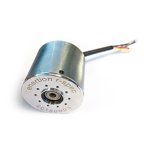 Enertion R-Spec direct drive hub motor 2.1 Building a stealthy, high performance, high torque electric skateboard has never been so easy. This is a spare part to replace one of your Raptor 2.1 motors or to build your own electric skateboard. Compatible with r-spec outwheels and FOCBOX Unity.  This product is leftover stock and does not come with warranty.  The motor has a 15mm steel axle & the motor/hanger assembly has integrated copper heat pipes to help extract heat directly from the core of the motor into the oversized aluminum hanger. The Hanger is 7075-T6 CNC billet aluminum with heat fins machined onto the majority of the surface to improve heat dissipation. These new cooling features result in 8% more torque during hill climbing. The motor also has built-in thermal sensors, when paired with a FOCBOX unity, you can create your own custom throttling profile to maximize performance without risk of damaging the motors when you are pushing maximum current.
