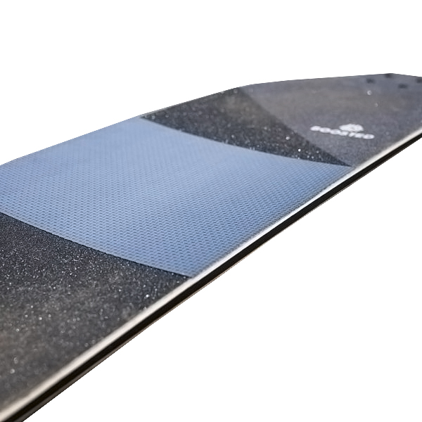 Marine Grip Tape Protection Do you often carry your skateboard? Then you probably ruined a shirt before because of the grip tape. Marine Grip helps protect your clothes and fingers with a high quality self adhesive rubberized sheet.  Non-abrasive (won't tear or damage clothes, making carrying your board much easier)  Provides excellent traction in all conditions (originally designed for surfboards and boat decks)  Easy to apply. Simply clean a section of grip tape with grip tape cleaner or a brush, remove the backing and apply Marine Grip to the middle of your deck, then trim the edges  Easy to scrub clean with a little soapy water  Fully removable (won't ruin your grip tape)